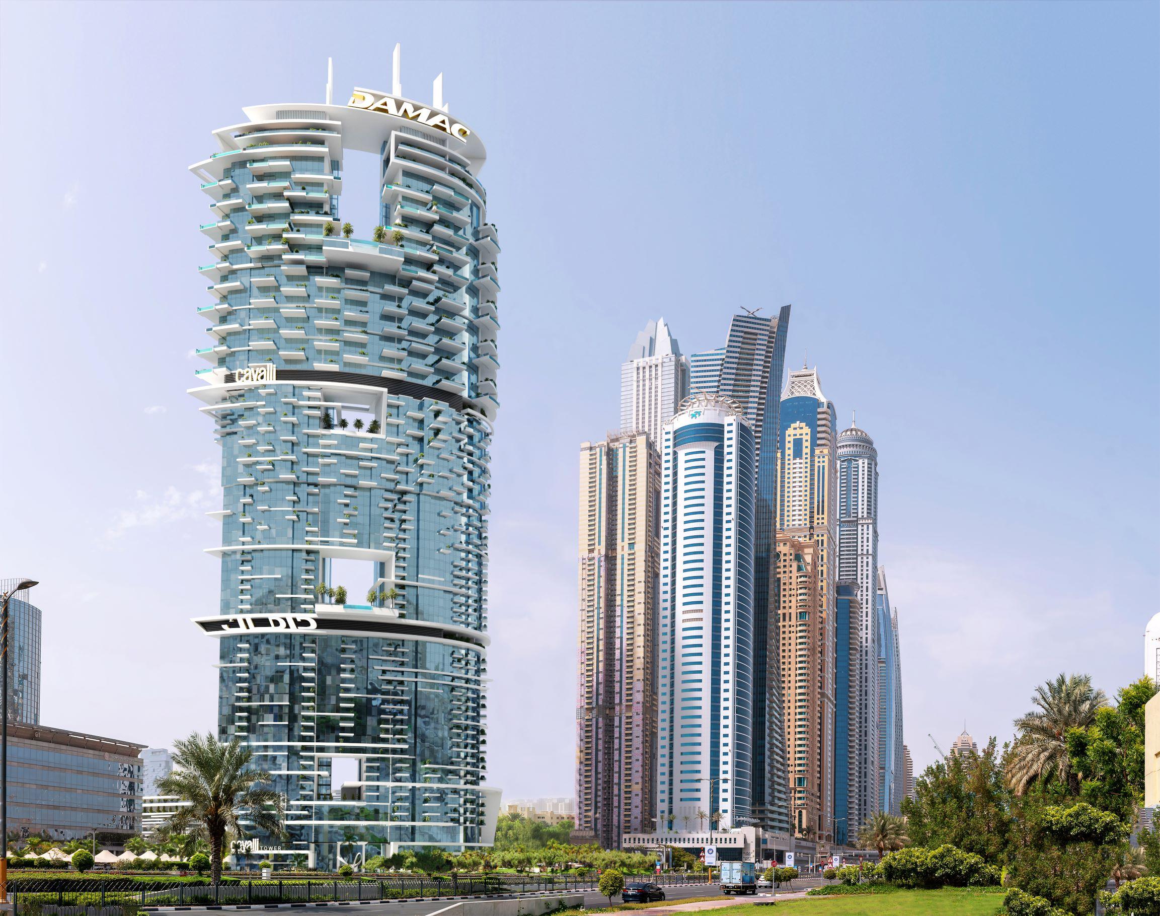 Cavalli Tower - DAMAC Properties