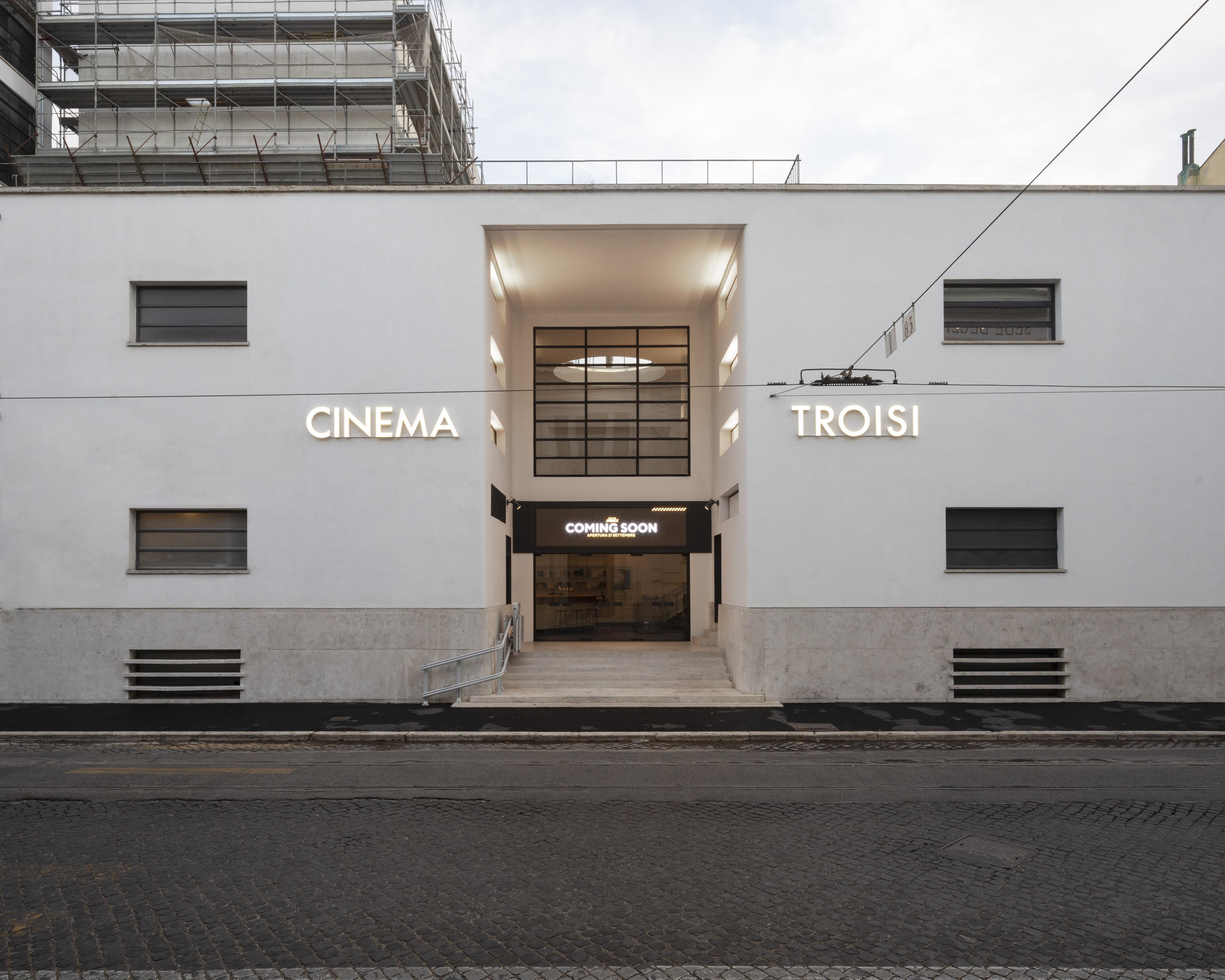 Flavia Rossi - Cinema Troisi