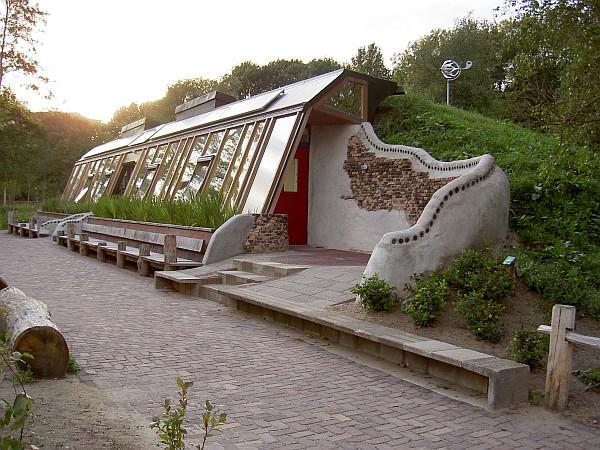 Una casa Earthsip