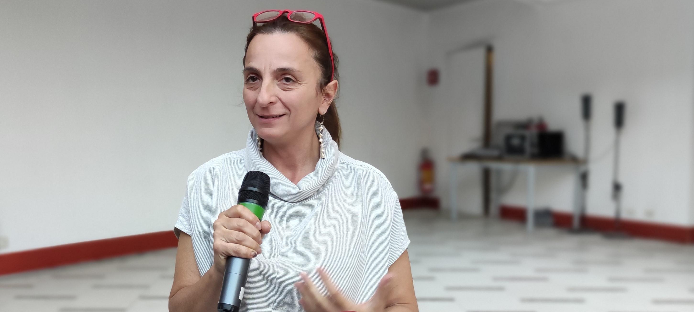 Giulia Pellegrino, responsabile evento Design e Architettura per Teatro Arcimboldi