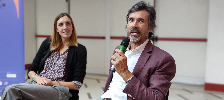 Simone Santi, Development Director - MIND