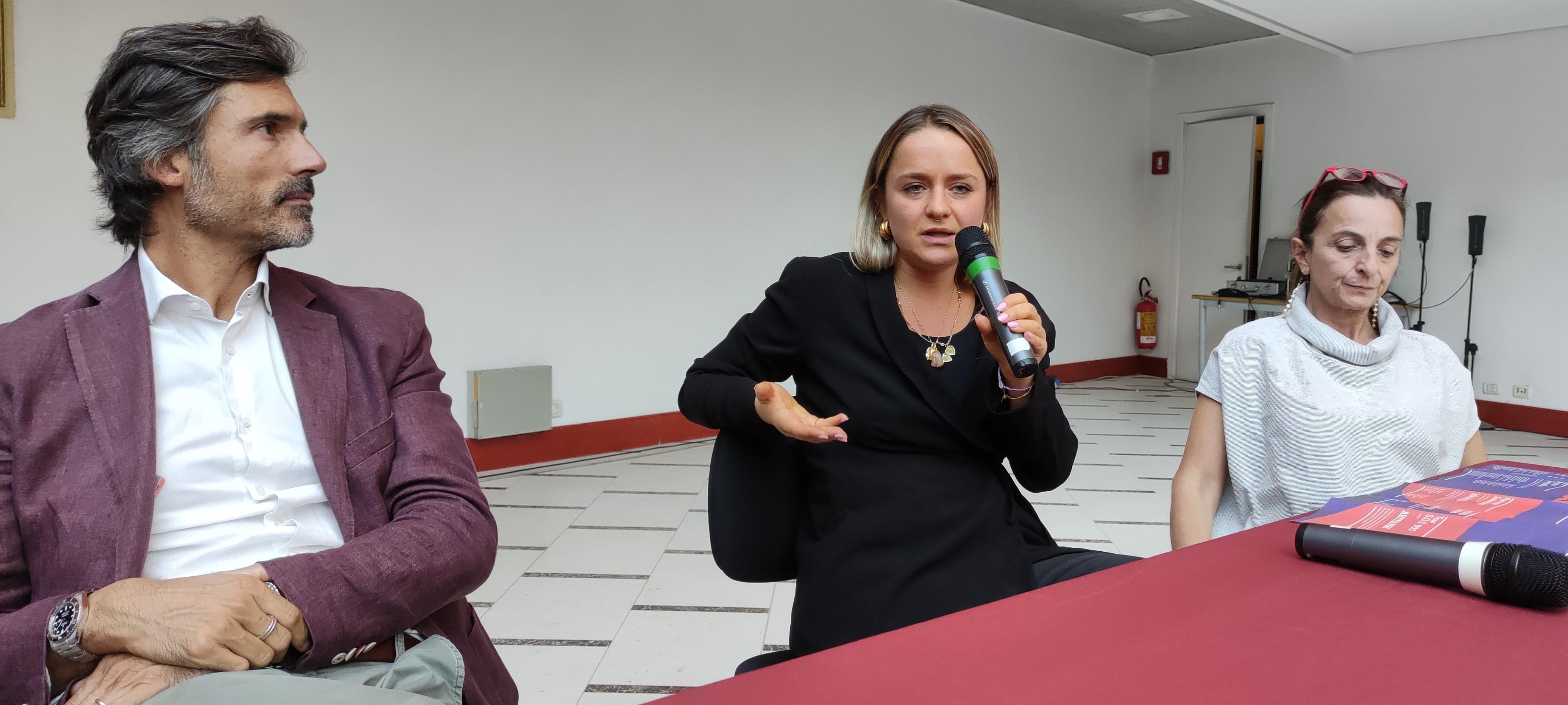 Bianca Felicori, fondatrice blog Forgotten Architecture