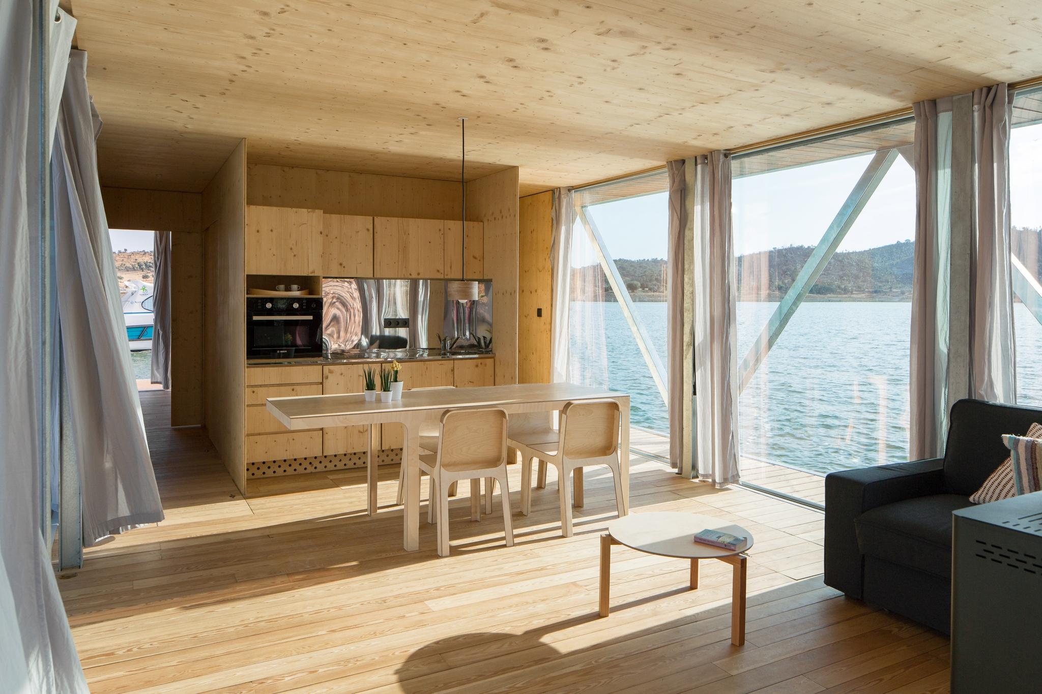 Casa barca