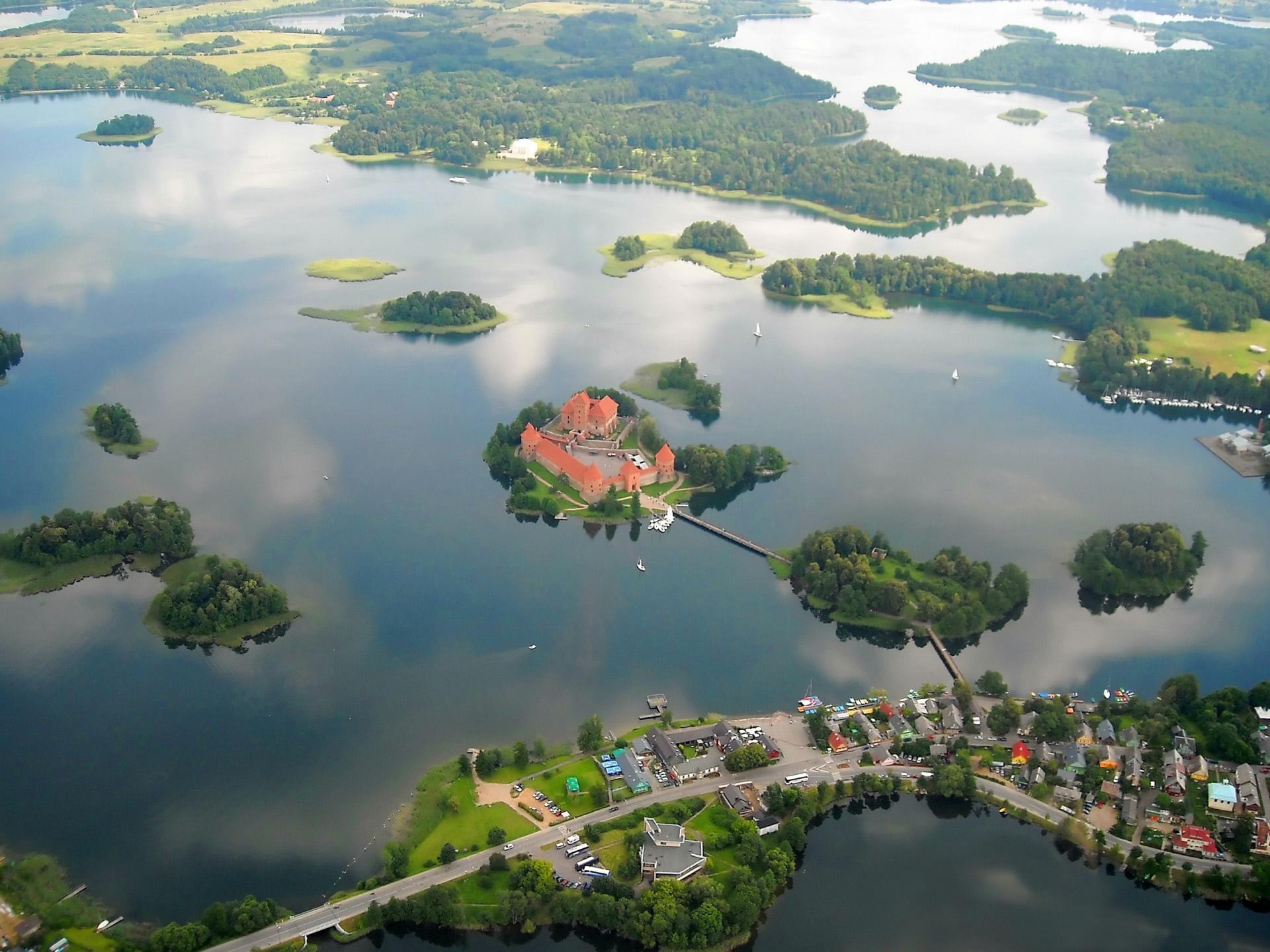 Notti gratis in Lituania
