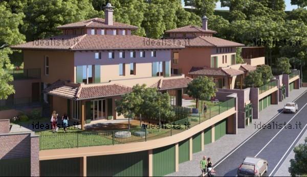 Villa in vendita sulla collina di torino la casa del for Piani di casa contemporanea in collina