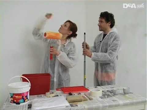 Lavori di casa come tinteggiare una parete video - Lavori in casa forum ...