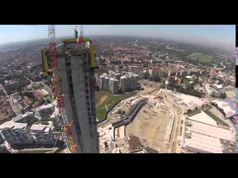 Lo skyline di milano spuntano i nuovi grattacieli for Quando si paga la cedolare secca