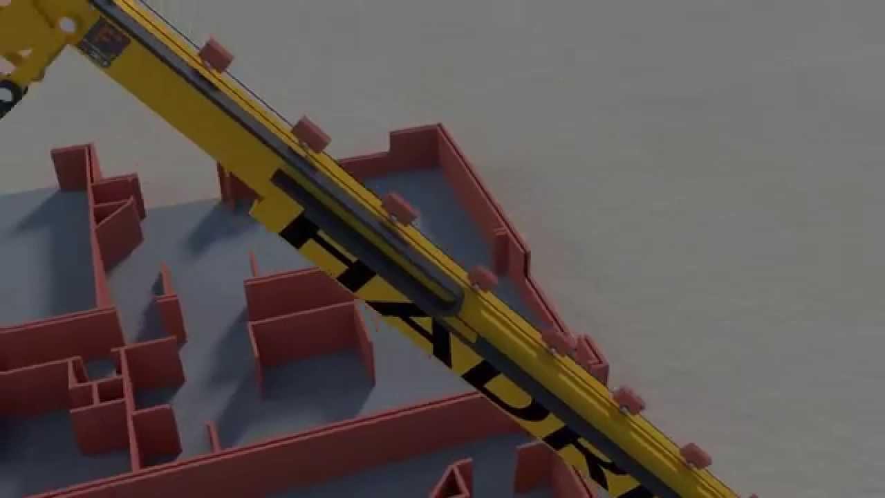 Hadrian il primo robot capace di costruire una casa in soli 2 giorni idealista news - Costruire casa in economia ...
