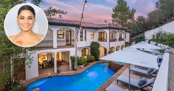 Vanessa Hudgens chiede 3,5 milioni di euro per la sua villa di Los Angeles