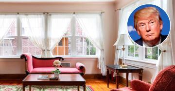 La casa di Donald Trump nel Queens in vendita a meno di 3 milioni di dollari
