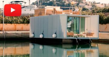 Alla scoperta di Punta de Mar, la suite di lusso che ti fa viaggiare via mare