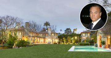 Jim Belushi ribassa il prezzo della sua villa di Los Angeles a 27,9 milioni di dollari
