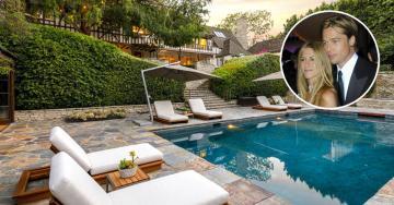 La casa di Beverly Hills appartenuta a Brad Pitt e Jennifer Aniston torna in vendita