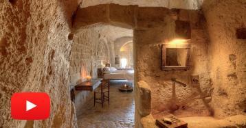 Sextantio, un albergo diffuso per vivere i sassi di Matera come un antico abitante