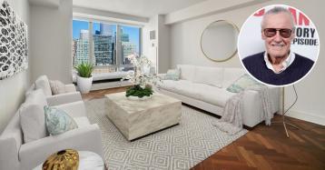 L'appartamento di Stan Lee al Four Season di San Francisco è in vendita per 1,2 milioni