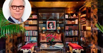 Tommy Hilfiger ha venduto il suo attico all'Hotel Plaza di New York per quasi 28 milioni di euro