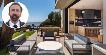 La vecchia casa di Nicolas Cage a Malibu è in vendita per 27 milioni di euro