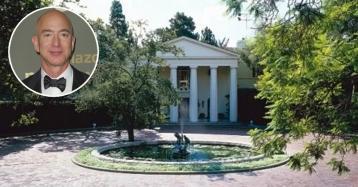 A Los Angeles il proprietario di Amazon paga 152 milioni per la villa Warner