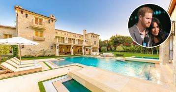Il principe cerca casa, Harry e Meghan sognano questa mega villa in California