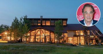 L'ex ranch in Colorado di Oliver Stone torna sul mercato per 20,7 mln di dollari