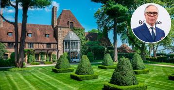 Il designer Tommy Hilfiger vende la sua residenza di lusso per 37,5 milioni