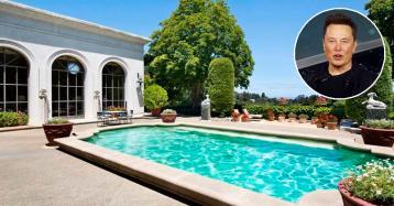 Elon Musk mette in vendita la sua ultima casa di proprietà per 31 milioni
