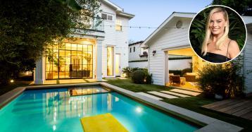 Margot Robbie vende la sua casa di Los Angeles per 2,8 milioni