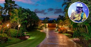 Carlos Santana acquista casa alle Hawaii per 20,5 milioni di dollari