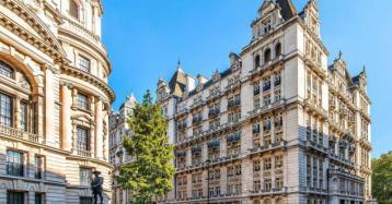 Case di lusso a Londra: il covid e le tasse riducono gli acquisti degli stranieri