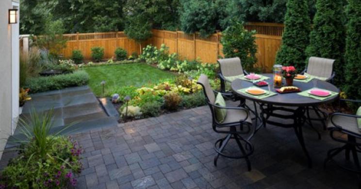 12 Idee Per Decorare Un Giardino Di Piccole Dimensioni Fotogallery
