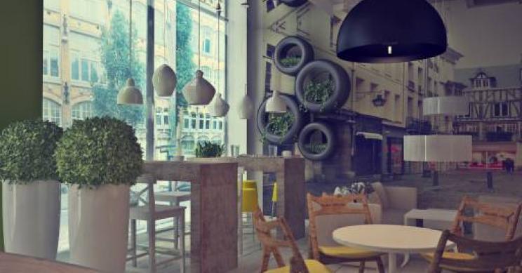 Come Trasformare Un Vecchio Locale Nel Lounge Bar Più Figo Della Tua Città Fotogallery Idealista News