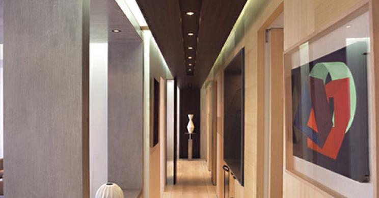Idee Armadio A Muro Corridoio.9 Idee Per Decorare Un Corridoio Stretto Fotogallery Idealista