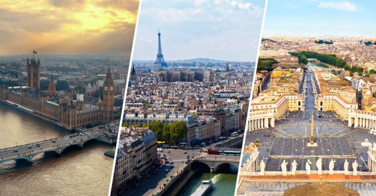 Ecco la classifica delle 10 destinazioni più belle al mondo