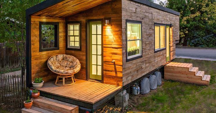 Le mini case più strane del mondo per vivere ovunque