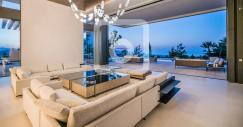 Una lussuosa casa a Marbella, in Spagna