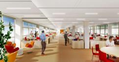 L'iconico edificio di Renzo Piano in Via Monte Rosa 91 a Milano cerca nuovi inquilini