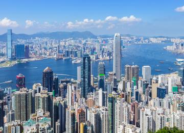 Affitti ad Hong Kong in calo, toccato il minimo dal 2018