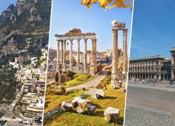 Milano, Roma, Napoli: un confronto tra gli appartamenti in locazione
