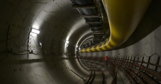 Nei meandri della futura Metro C di Roma, un viaggio nel sottosuolo della Capitale