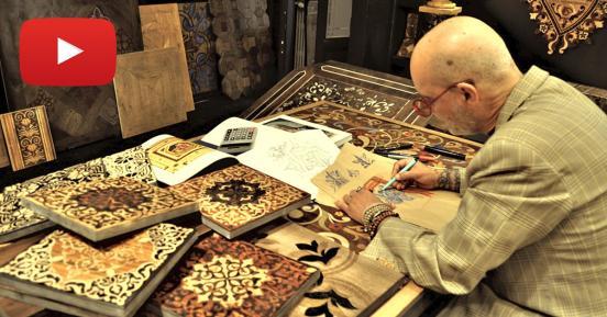 Carlo Apollo, il designer che trasforma vecchie travi in disuso in opere d'arte
