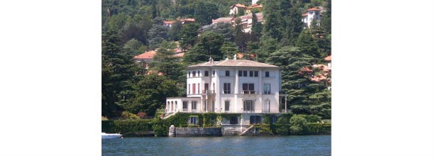 Il mistero della villa sul lago idealista news for Lago villa del conte