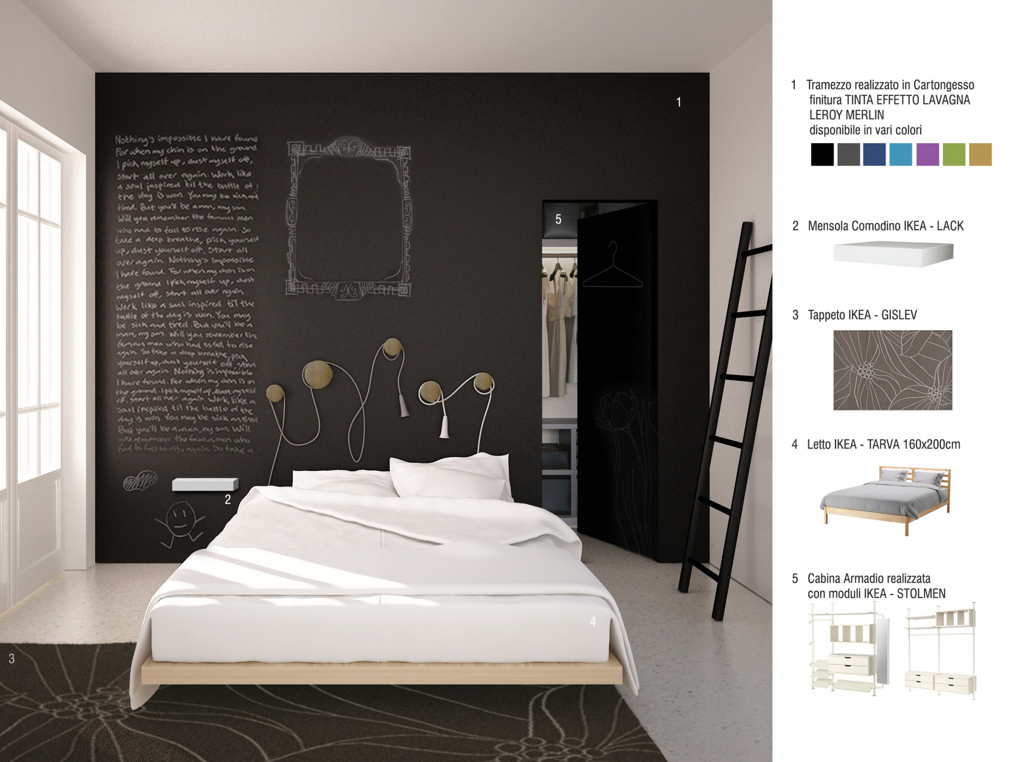 Cartongesso Armadio A Muro Ikea.10 Modi Per Realizzare Una Cabina Armadio Low Cost Fotogallery