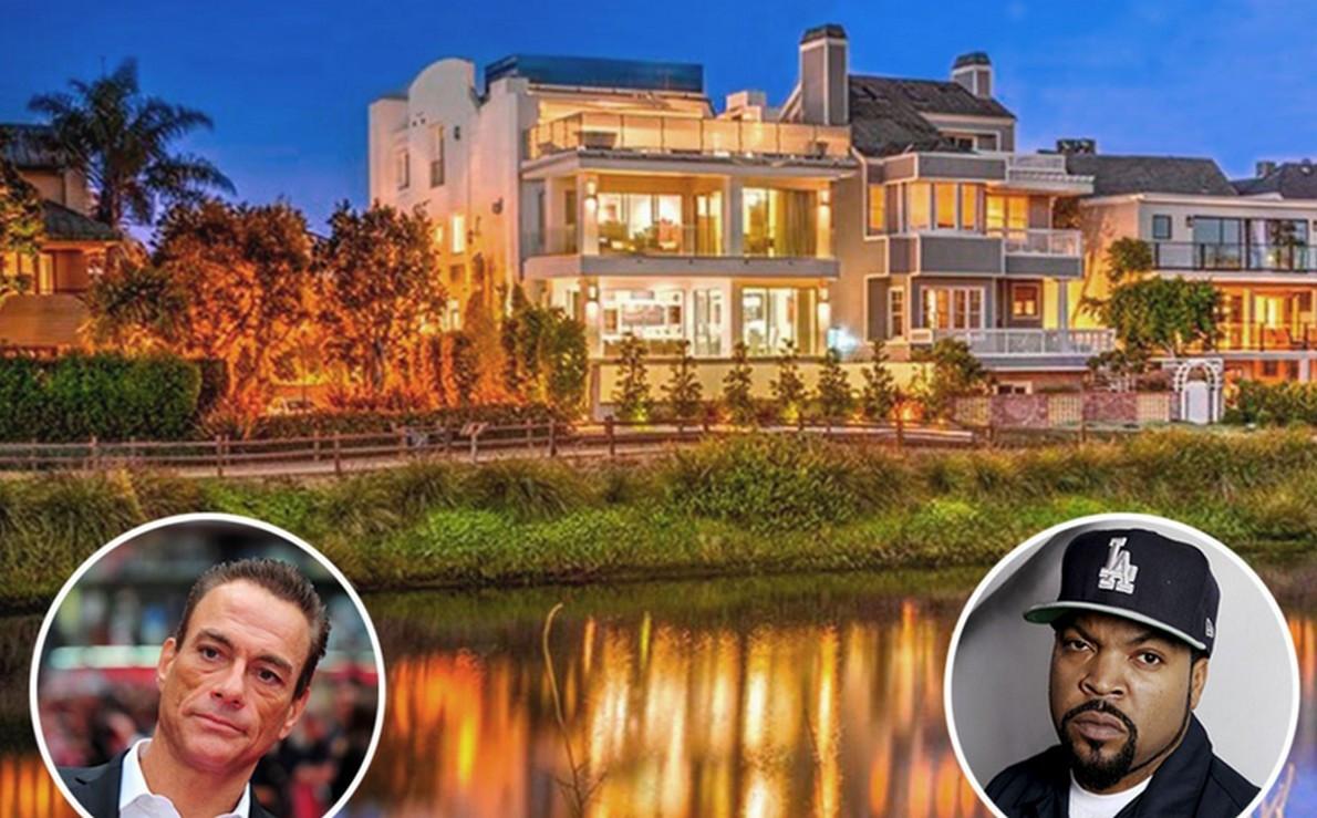 Van Damme Ha Venduto La Sua Casa Di Los Angeles Ad Ice Cube