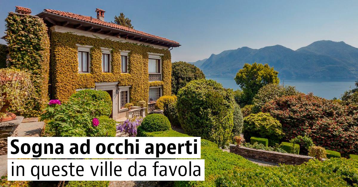 25 case da sogno in vendita in italia idealista news for Arredamenti interni da sogno