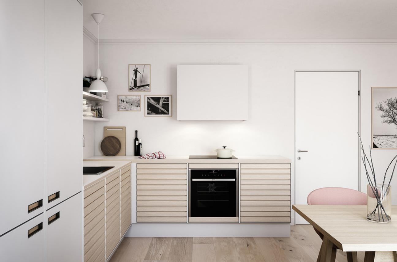 Cucina Soggiorno Stretta E Lunga 10 consigli d'oro per progettare una cucina — idealista/news