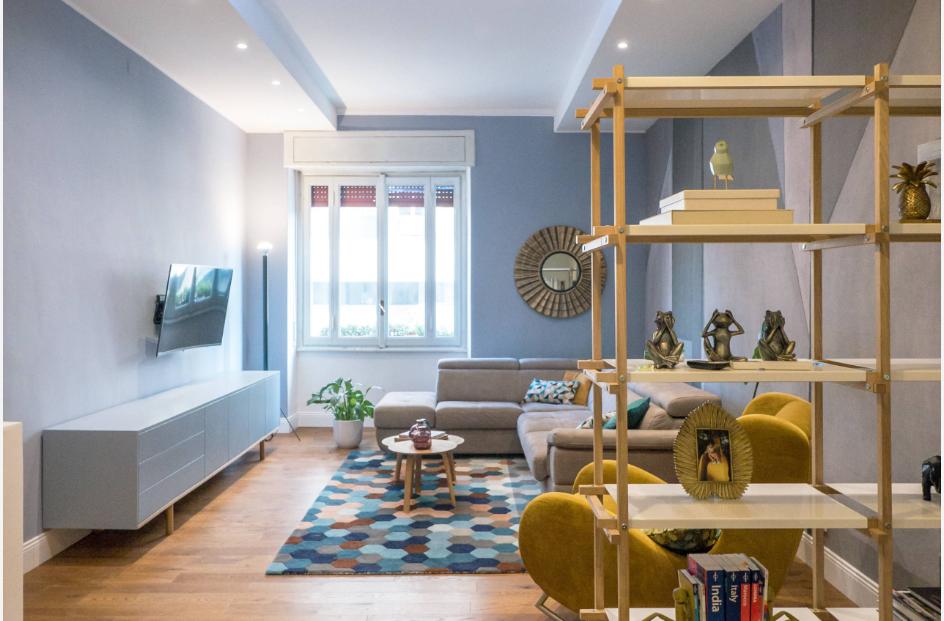 Arredare un soggiorno lungo e stretto idealista news for Idee per arredare un salone