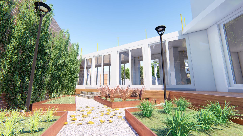 Ingresso Casa Esterno In Pietra come progettare un giardino — idealista/news