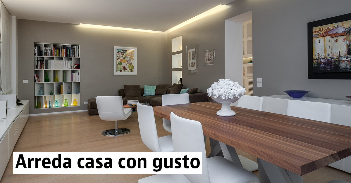 Idee interni casa arredamento ambienti idealista news for Casa interni