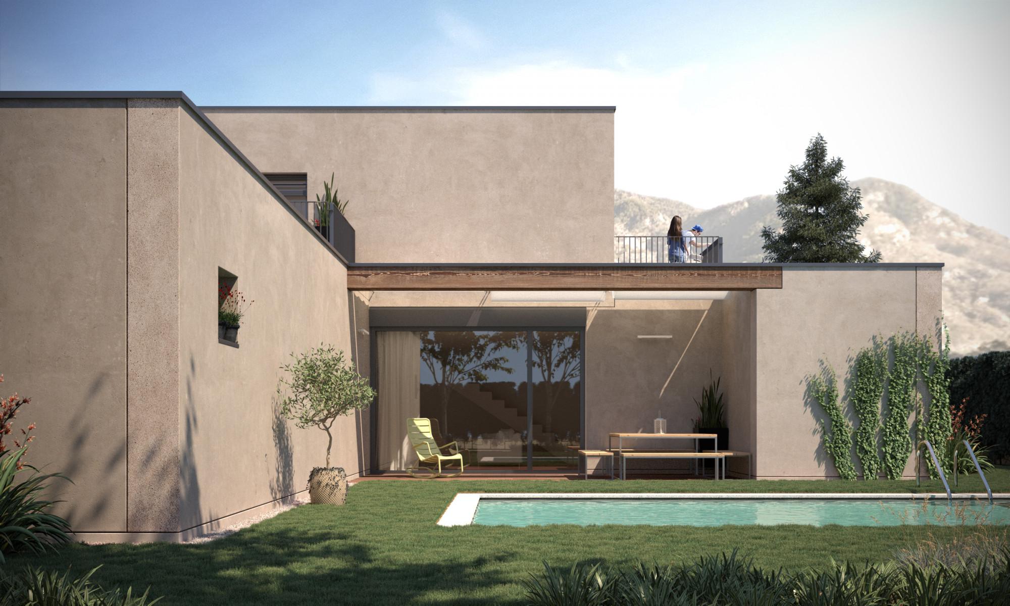 Modelli Di Case Da Costruire case prefabbricate in cemento: prezzi e modelli — idealista/news