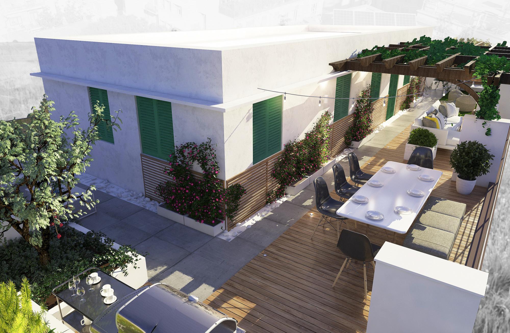 Come rendere il terrazzo impermeabile e resistente alle ...